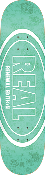 Real Floral Renewal Ii Deck-7.56 Green