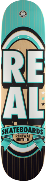 Real Renewal Stack Md Deck-7.75 Teal Ppp