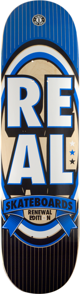 Real Renewal Stack Xxl Deck-8.5 Blue Ppp