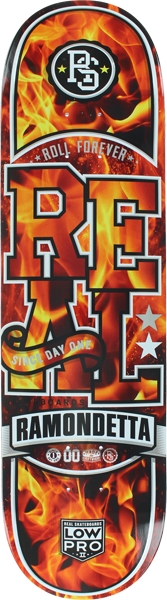 Real Ramondetta Firestarter Deck-8.25 Low-Pro2