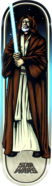 Sc Star Wars Obi-Wan Kenobi(Deck Only)-8.2X31 Sale
