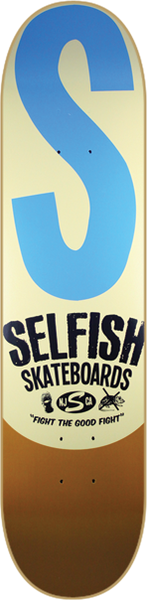 Selfish Good Fight Ltd Deck -8.12 Sale
