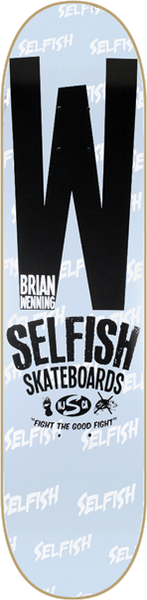 Selfish Wenning Good Fight Deck -8.0 Sale