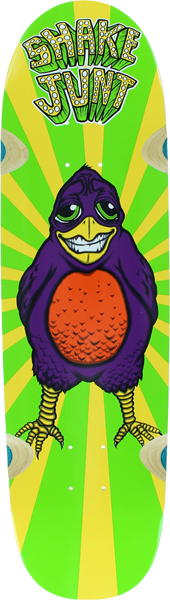 Sj Purple Chicken Cruiser Deck-8.5