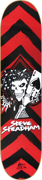 Steadham New Skull Deck-7.62 Asst.Colors