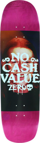 Zero No Cash Value Picture Deck-8.5X31.9 Ast.Clr