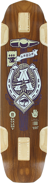 Arbor Downhill Backlash Ii 37 Deck-9.5X37