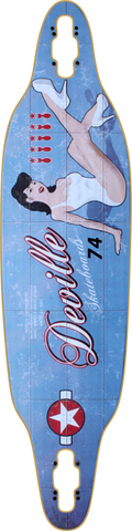 Deville Lucky Lady Ii Dt Deck-9.25X37.5/31.1Wb