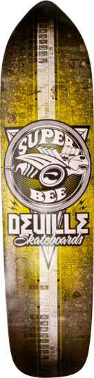 Deville Super Bee Deck-7.75X32/14.5Wb