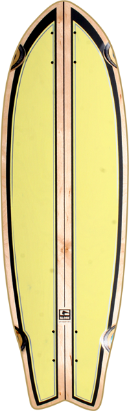 "Globe Dart Deck 30"" Lime Punch W/Tailpad"
