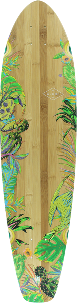 Globe The All Time Bamboo Deck-9X35.8 Prickly Pear