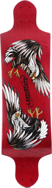 "Lyz Switch 35"" Eagle Red Deck-9.5X35/27Wb"
