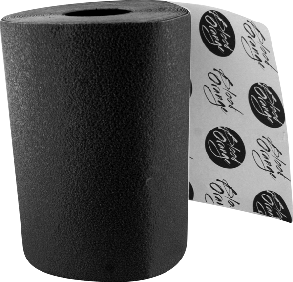 Blood Org X-Coarse Grip Roll-Black 11X60