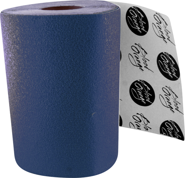 Blood Org X-Coarse Grip Roll-Navy 11X60