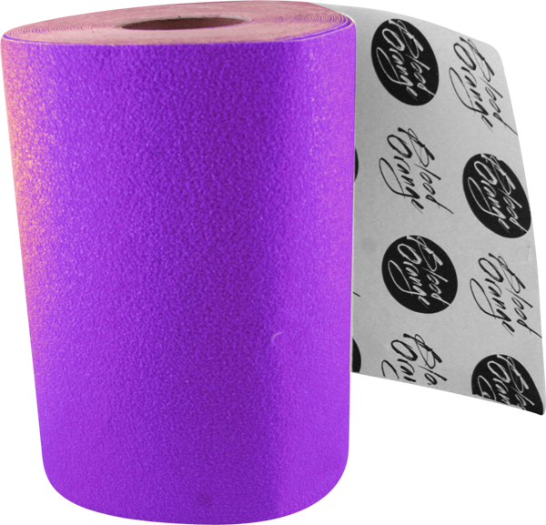 Blood Org X-Coarse Grip Roll-Purple 11X60