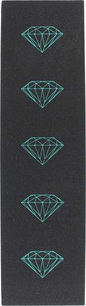 Diamond Brilliant Blk/Diamond Blue Grip 1Sheet