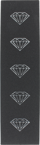 Diamond Brilliant Blk/Wht Grip 1Sheet