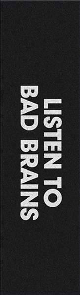 Element Bad Brains Listen To Logo Sheet Blk/Wht