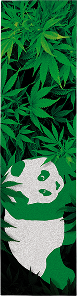 Enj Grip Single Sheet- 420 Panda Green