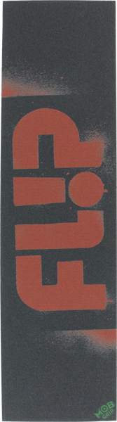 Flip/Mob Stencil Blk/Red Single Sheet Grip 9X33