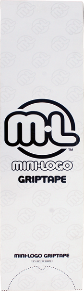 Ml Grip 20/Box 9X35.5 Black Ppp