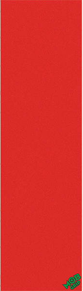 Mob Colors Red 1Sheet Grip 9X33