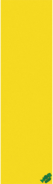 Mob Colors Yellow 1Sheet Grip 9X33