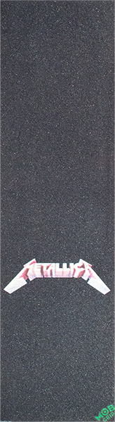 Mob Metallica Logo Sm Single Sheet 9X33