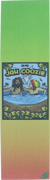 Mob Daf Jah Coozie 1Sheet Grip 9X33