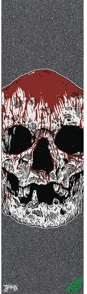 Mob Funeral French Blood Skull 9X33 1 Sheet