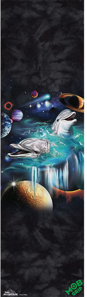Mob Mountain Galaxy Dolphins 9X33 1 Sheet