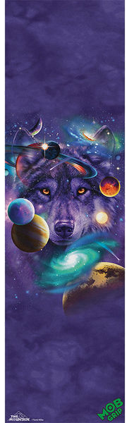 Mob Mountain Wolf Of The Cosmos 9X33 1 Sheet
