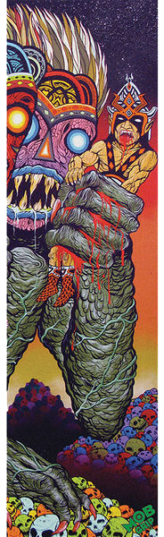 Mob Skinner Eater Of Man Grip 9X33 1 Sheet