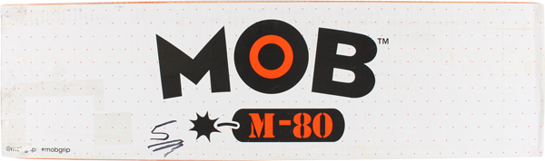 Mob 100/Box M-80 9X33 Black Griptape
