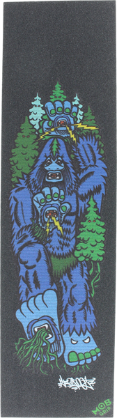 Sc/Mob Art Show Vol1 - Bigfoot Hand Grip 9X33 1Pc