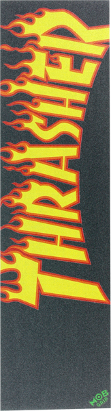 Thrasher/Mob Flame Single Sheet Grip 9X33