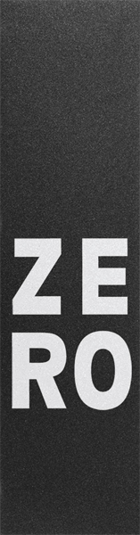 Zero/Mob Grip Single Sheet- Numero