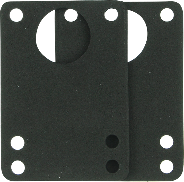 Dooks Silencer Black Anti Vibration Gasket 1Pr