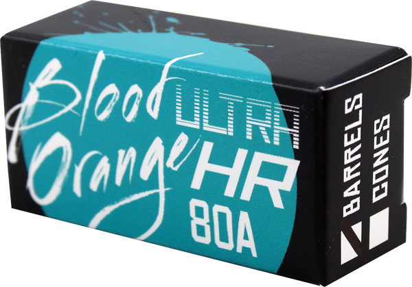 Blood Orange Barrel 80A Aqua Bushing Set