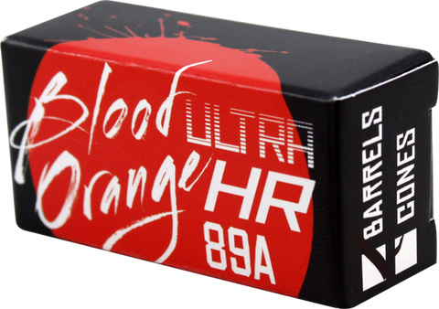 Blood Orange Barrel 89A Red Bushing Set