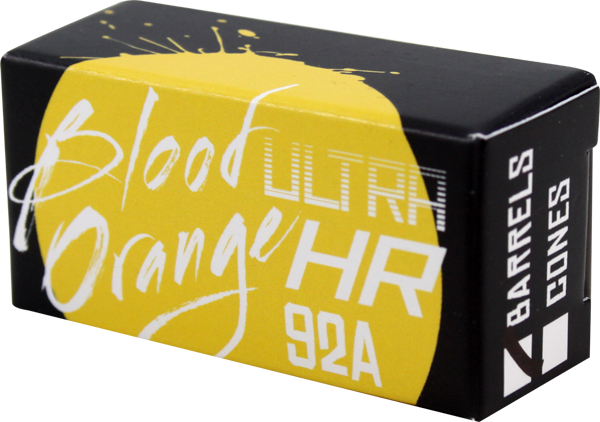 Blood Orange Barrel 92A Yellow Bushing Set
