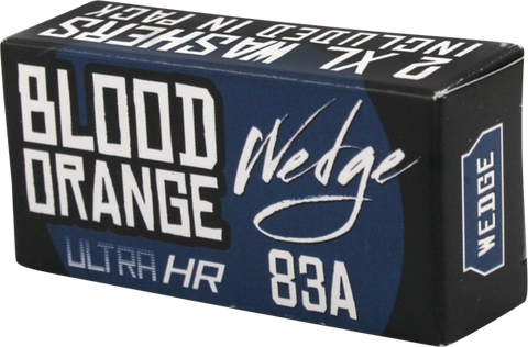 Blood Orange Wedge 83A Blue Bushing Set