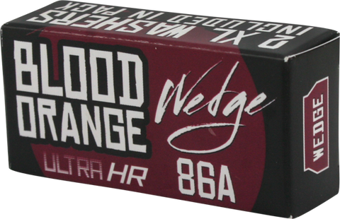 Blood Orange Wedge 86A Purple Bushing Set