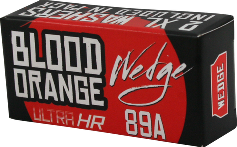 Blood Orange Wedge 89A Red Bushing Set