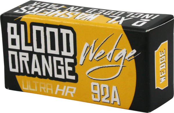 Blood Orange Wedge 92A Yellow Bushing Set
