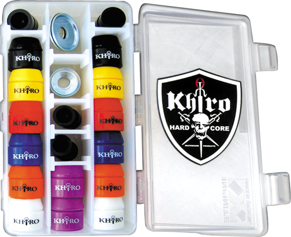 Khiro Std Barrel Bushings Complete Kit