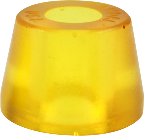 Randal Bottom Bushing 89A Yellow Single Pc.