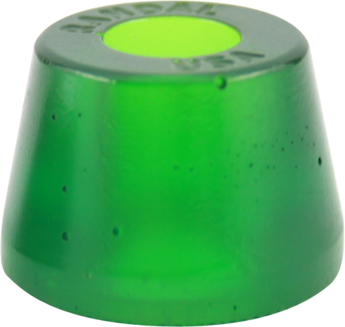 Randal Bottom Bushing 95A Cl.Green Single Pc.