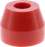 Reflex Bushing Red 92A Extra Tall Conical 1Pc