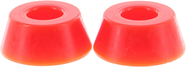 Riptide Krank Short Street Cone Bushings 84A Red
